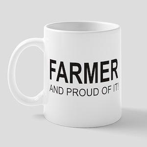 The Proud Farmer Mug (right side)