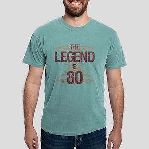 Men's Funny 80th Birthday T-Shirt