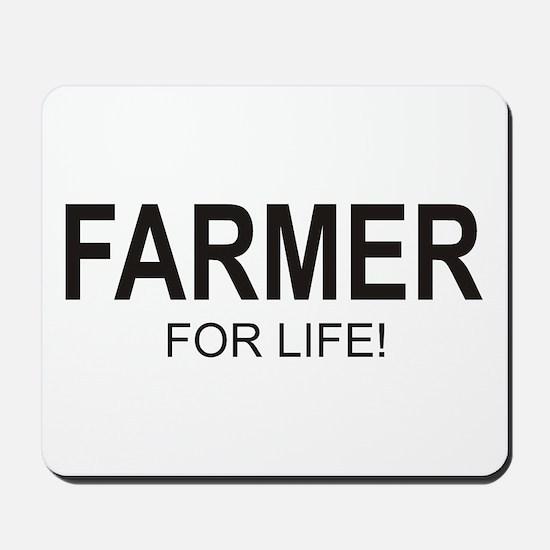 Farmer For Life Mousepad