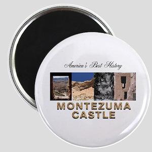 ABH Montezuma Castle Magnet