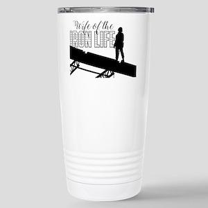 Wife of the Iron Life Travel Mug