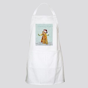 Lakeland Holiday Santa BBQ Apron