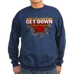Jiu Jitsu sweatshirt - Get Down