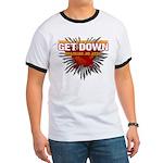 Get Down Brazilian Jiu Jitsu t-shirt