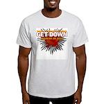Get Down BJJ tee shirt