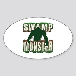 SWAMP MONSTER Sticker
