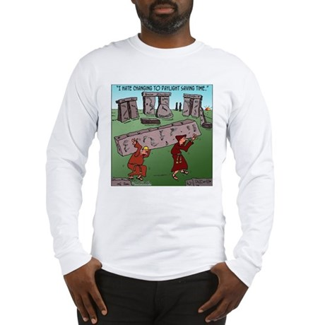 Changing TO DST Long Sleeve T-Shirt
