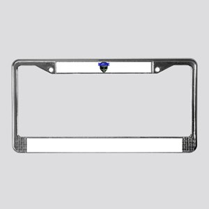 """""""I Want to Believe"""" 2 License Plate Frame"""