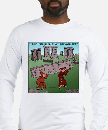 Changing FROM DST Long Sleeve T-Shirt