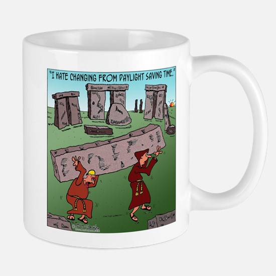 Changing FROM DST Mug