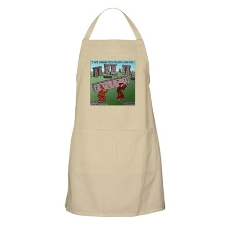 Changing FROM DST BBQ Apron