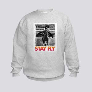 STAY FLY BABYFLO FALLON TAYLOR TEAM DYNASTY Sweats