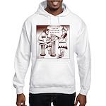 Ancient Roman Urban Planning Hooded Sweatshirt