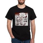 Ancient Roman Urban Planning Dark T-Shirt