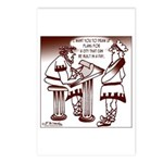 Ancient Roman Urban Planning Postcards (Package of