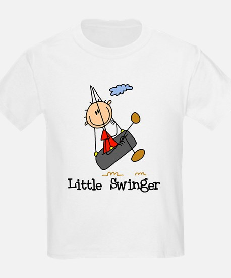 Little Swinger (boy) T-Shirt