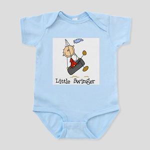 Little Swinger (boy) Infant Bodysuit