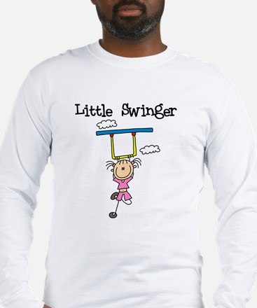 Little Swinger (girl) Long Sleeve T-Shirt
