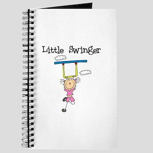 Little Swinger (girl) Journal