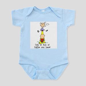 Teeter Totter Infant Bodysuit