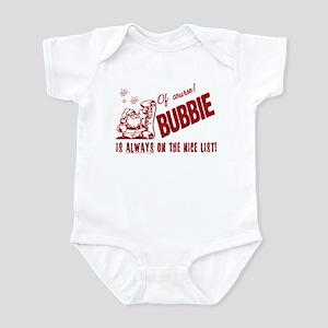 Nice List Bubbie Infant Bodysuit