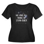 we are all made of stardust Plus Size T-Shirt