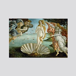 Birth of Venus Rectangle Magnet