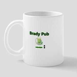 BRADY PUB LEFTY Mug