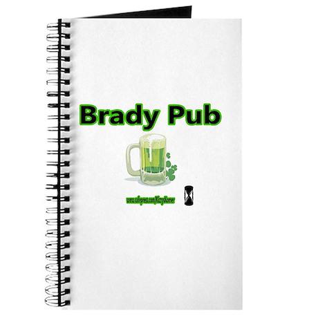 BRADY PUB Journal