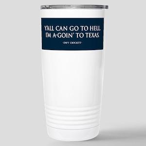 I'm a-goin' to TEXAS Mugs
