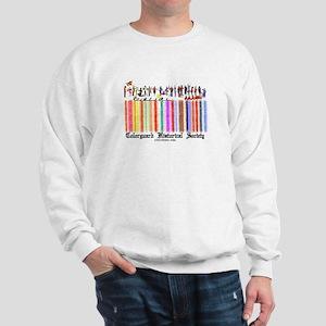 CGHS Old School Rules Sweatshirt