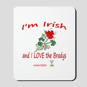 IRISH BRADYS Mousepad