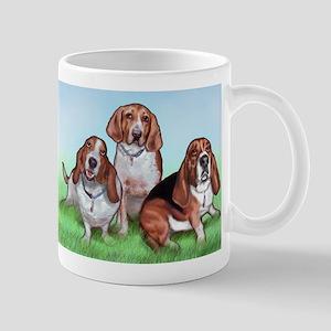 Hound Dogs Rock Mug