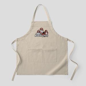 Hound Dogs Rock BBQ Apron
