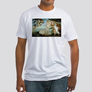 Birth of Venus Fitted T-Shirt