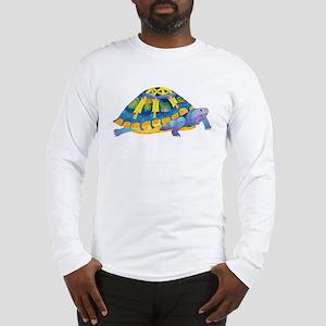 Celtic Turtle Long Sleeve T-Shirt