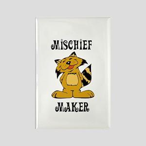 Mischief Maker Rectangle Magnet