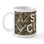Stone Cutters Mug