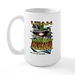 Utah The New Area 51 Large Mug
