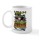 Utah The New Area 51 Mug