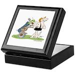 BC Golf Keepsake Box