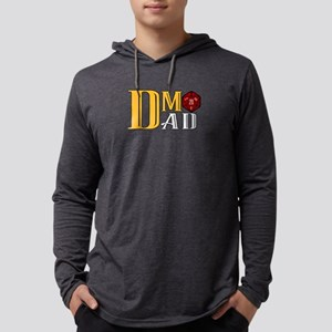 DM Dad RPG Roleplaying Tee for Long Sleeve T-Shirt