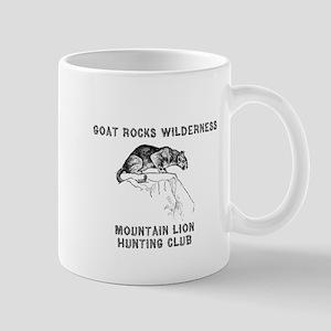 Twilight ~ Goat Rocks Mtn Lio Mug