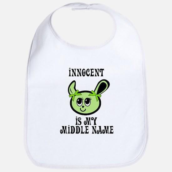 Innocent Is My Name Bib
