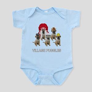 Village Puggles Infant Bodysuit