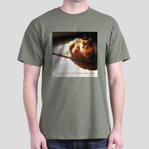 No Ordinary Cats Dark T-Shirt