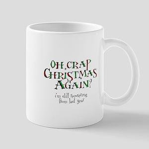 Christmas Crap Mug
