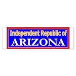 Arizona-2 Bumper Sticker