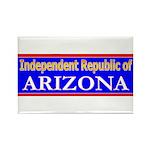 Arizona-2 Rectangle Magnet (100 pack)