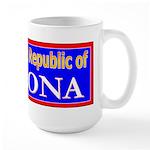 Arizona-2 Large Mug